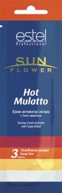 Крем-активатор Hot Mulatto загара с тингл-эффектом