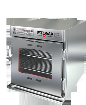 Печь низкотемпературного приготовления с опцией копчения ISTOMA EM