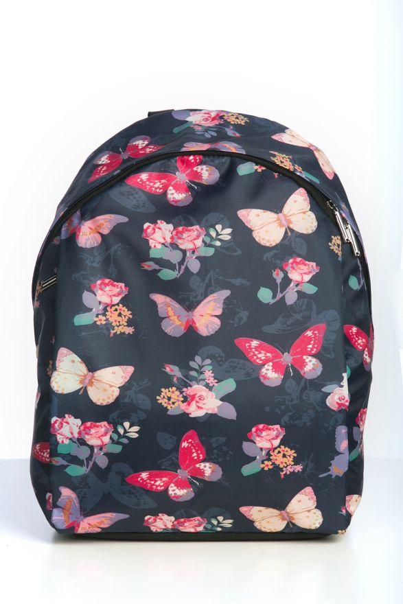 Рюкзак ПодЪполье Red butterfly