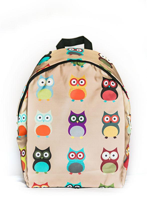 Рюкзак ПодЪполье Nine owls