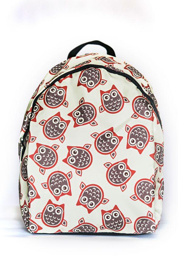 Рюкзак ПодЪполье Red-brown owl