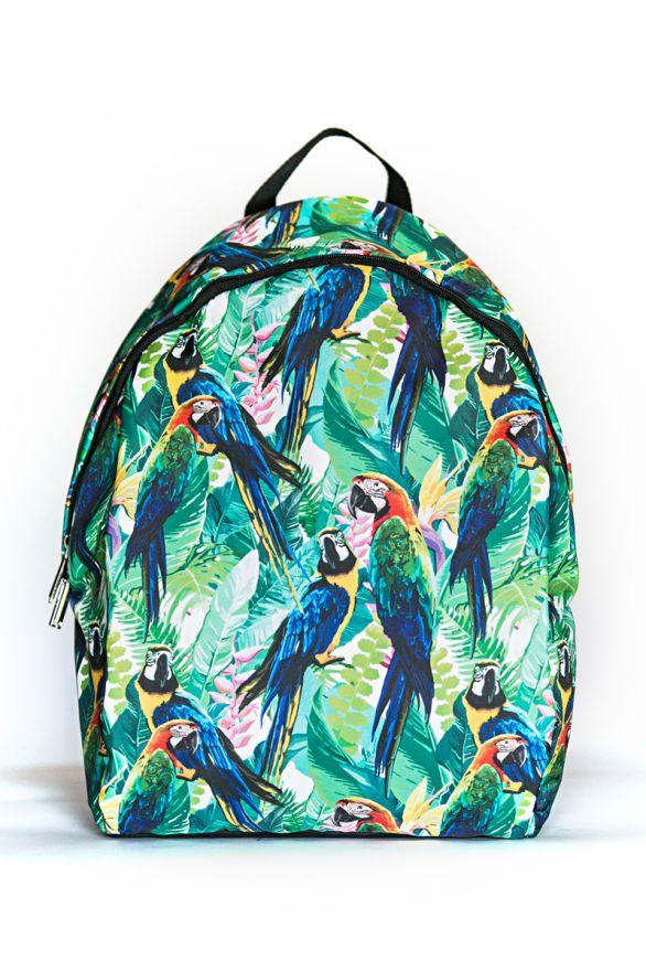 Рюкзак ПодЪполье Macaw parrots