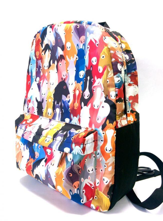 Рюкзак ПодЪполье Colorful horses