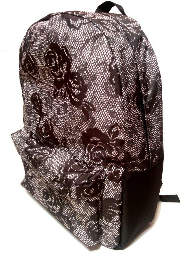 Рюкзак ПодЪполье Black roses