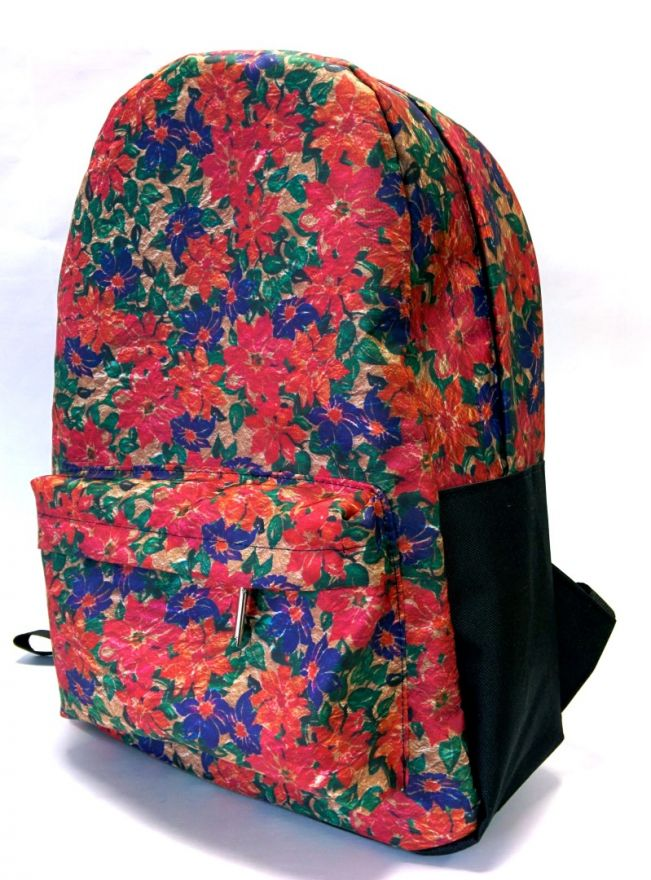 Рюкзак ПодЪполье Floral print