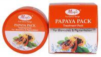 Маска против пигментных пятен Папайя Меджик Аюрведа / Magic Ayurveda Papaya Face Pack