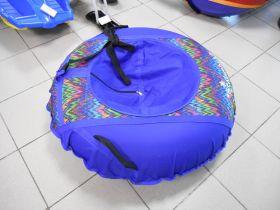 Тюбинг для катания с гор (тент+ ткань 600D) 110 см