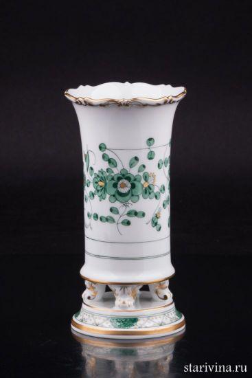 Декоративная ваза производства Meissen, Германия