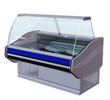 Витрина холодильная «Ариель»  ВН 3-130