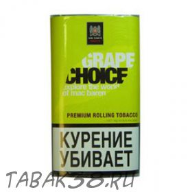 Табак сигаретный Mac Baren GRAPE CHOICE 40гр