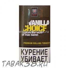 Табак сигаретный Mac Baren VANILLA CHOICE 40гр