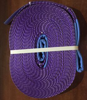 Удлинитель троса лебедки Secura 4т 10 метров