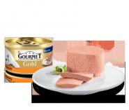 Gourmet Gold - Паштет c индейкой (85 г)