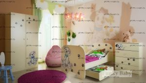 Детская комната Далматинец
