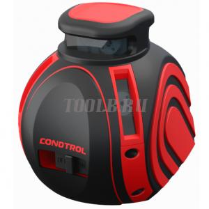 CONDTROL UniX 360 Green PRO - лазерный нивелир