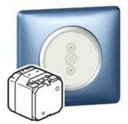 Лицевая панель  для выкл. привода сенсорного   Legrand Celiane Графит (арт. 68348)