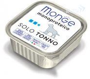Monge Dog Monoproteico Solo Tonno Паштет для собак из тунца (150 г)