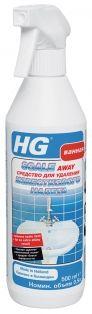 Средство для удаления известкового налета HG 500мл