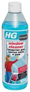 Средство для мытья окон и рам HG 500мл