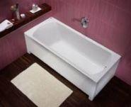 Ванна Moln оснащена регулируемым каркасом 150x75cm