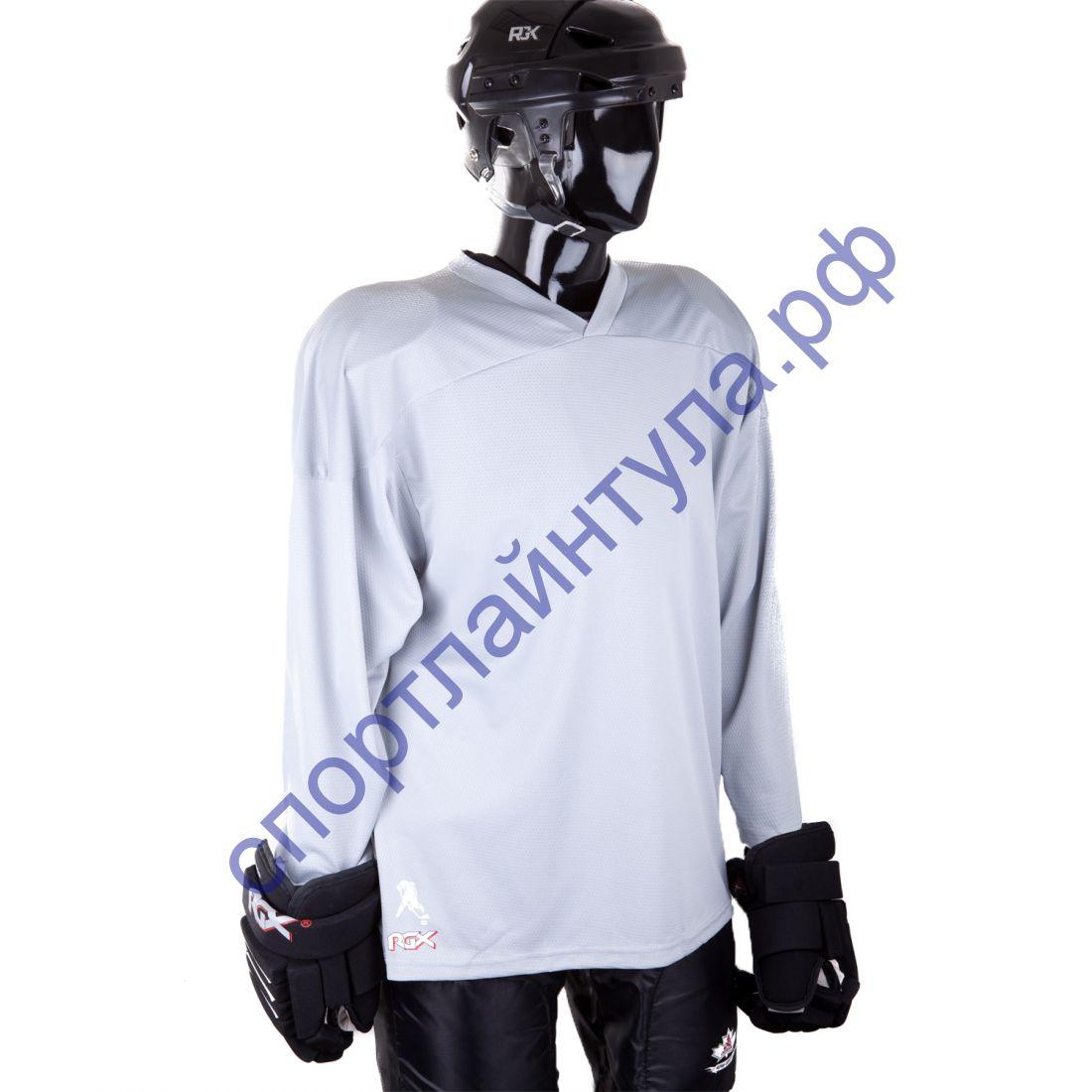 Джемпер хоккейный HS-06 grey Senior