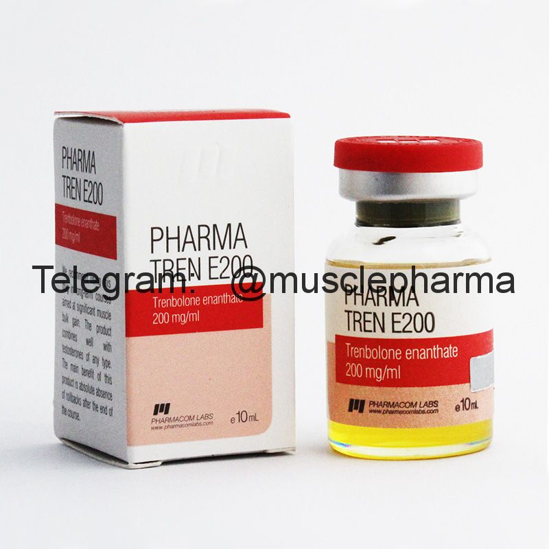 PHARMA TREN 200 (PHARMACOM LABS). 1 флакон * 10 мл.
