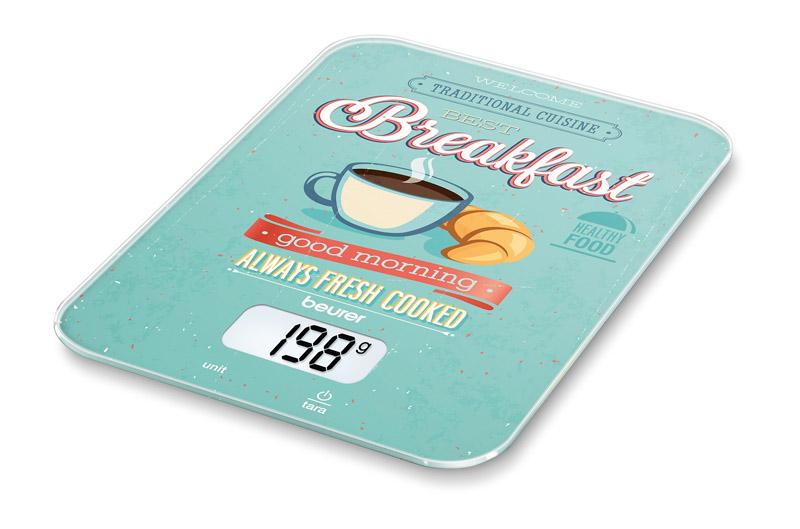 Весы кухонные Beurer KS19 (Breakfast)