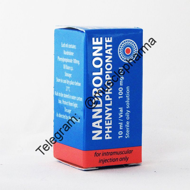 NANDROLONE PHENYLPROPIONATE (ФЕНИЛ). 1 флакон * 10 мл.