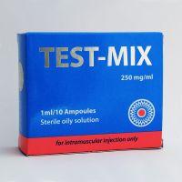тест микс