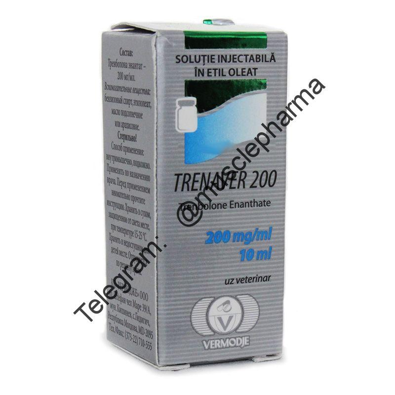 TRENAVER 200 (ТРЕНАВЕР 200). 1 флакон * 10 мл.