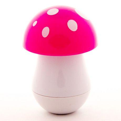 Ручка Гриб розовый