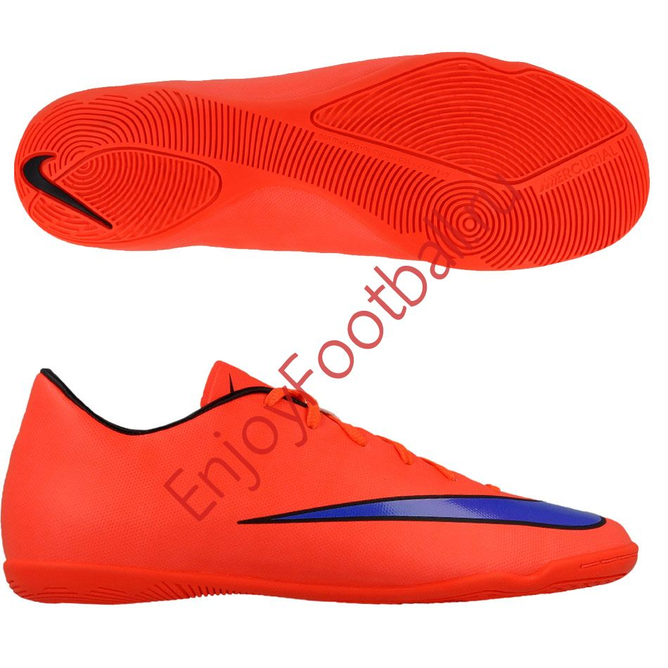 f952113e Детская обувь для зала NIKE MERCURIAL VICTORY V IC 651639-650 JR ...