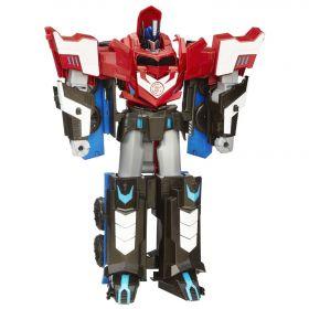 Мега Оптимус Прайм (Mega Optimus Prime), серия Роботы под прикрытием, TRANSFORMERS