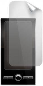 Защитная плёнка HTC A7272 Desire Z (глянцевая)