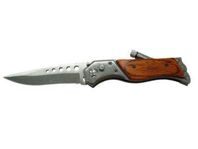 Нож складной НТ-68 с фонариком