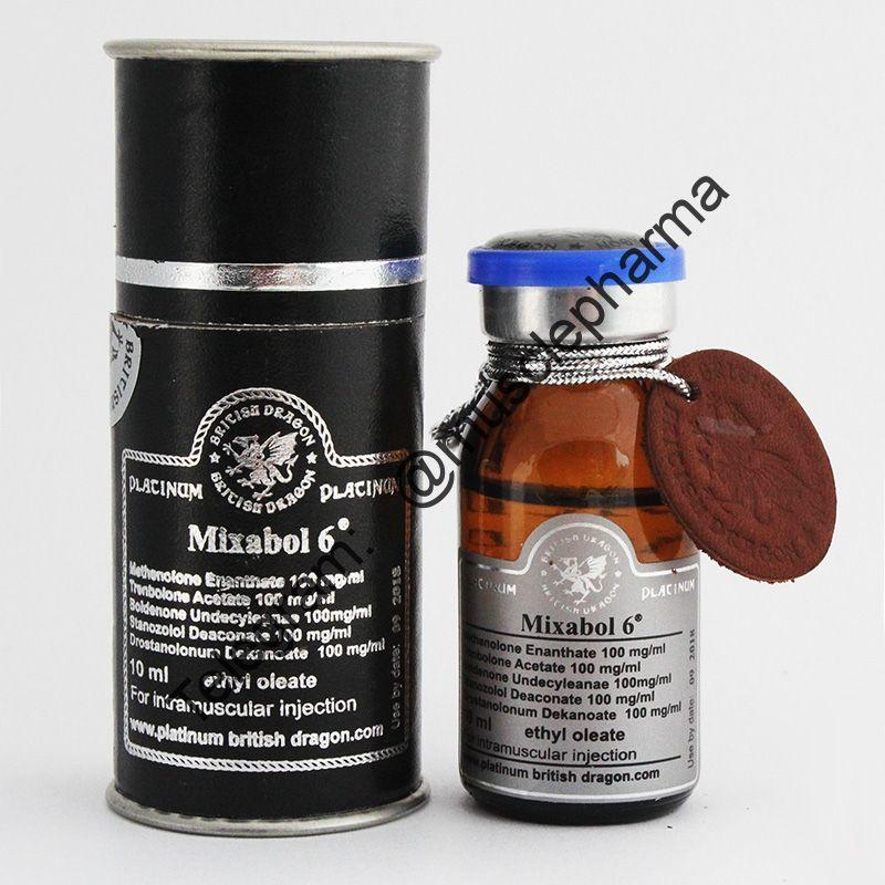 MIXABOL 6 (СУПЕР СУХАЯ МАССА). 1 флакон * 10 мл