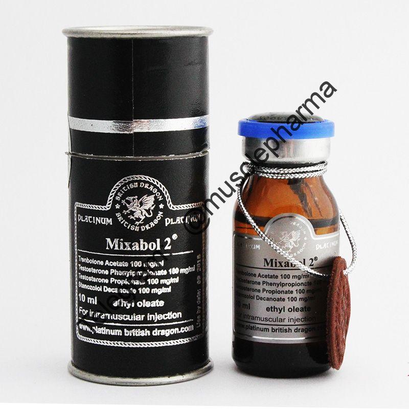 MIXABOL 2 (НА СУХУЮ МАССУ). 1 флакон * 10 мл
