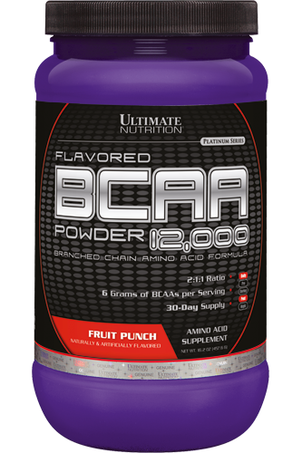 ULTIMATE NUTRITION BCAA 12000 (450гр.)