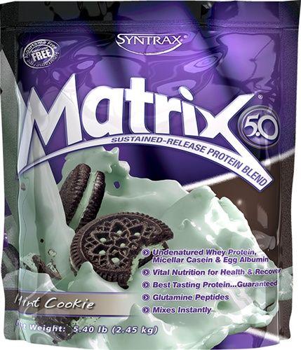 SYNTRAX Matrix 5.0 (2,27кг.) - ментоловое печенье