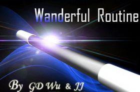 Великолепная рутина с палочками от GD Wu & JJ