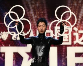 Восемь колец для жонглирования (с обучением)