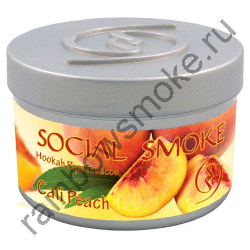 Social Smoke 250 гр - Peach (Персик)