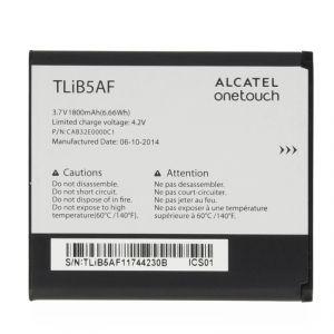 Аккумулятор Alcatel 997 One Touch/5035D One Touch X`Pop/5035X One Touch X`Pop/5036D POP C5/5036X POP C5/ МТС 975 (CAB32E0000C1/TLiB5AF) Оригинал