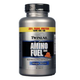 Twinlab Amino Fuel 1000 mg (60 табл.)