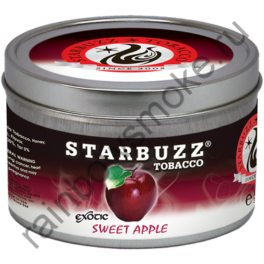 Starbuzz Exotic 100 гр - Sweet Apple (Сладкое Яблоко)