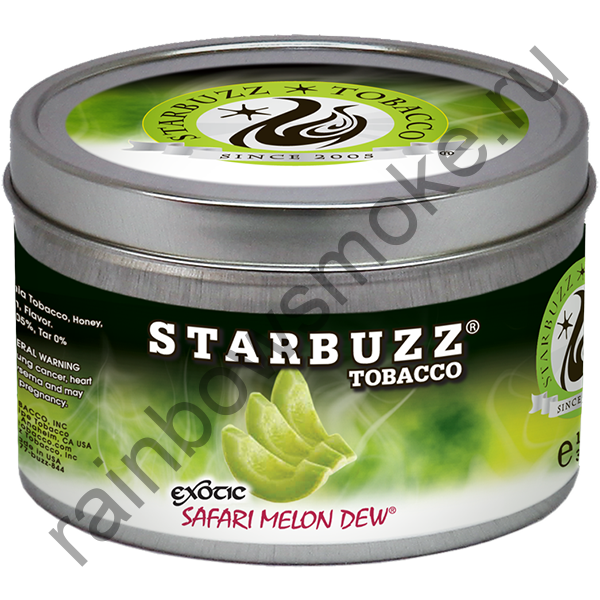 Starbuzz Exotic 100 гр - Safari Melon Dew (Сафари Мелон Дью)
