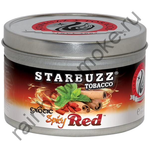 Starbuzz Exotic 250 гр - Spicy Red (Спайси Ред)