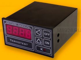 Терморегулятор Термотест-04/3   +400 гр С