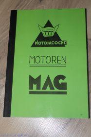 Описание моторов MAG