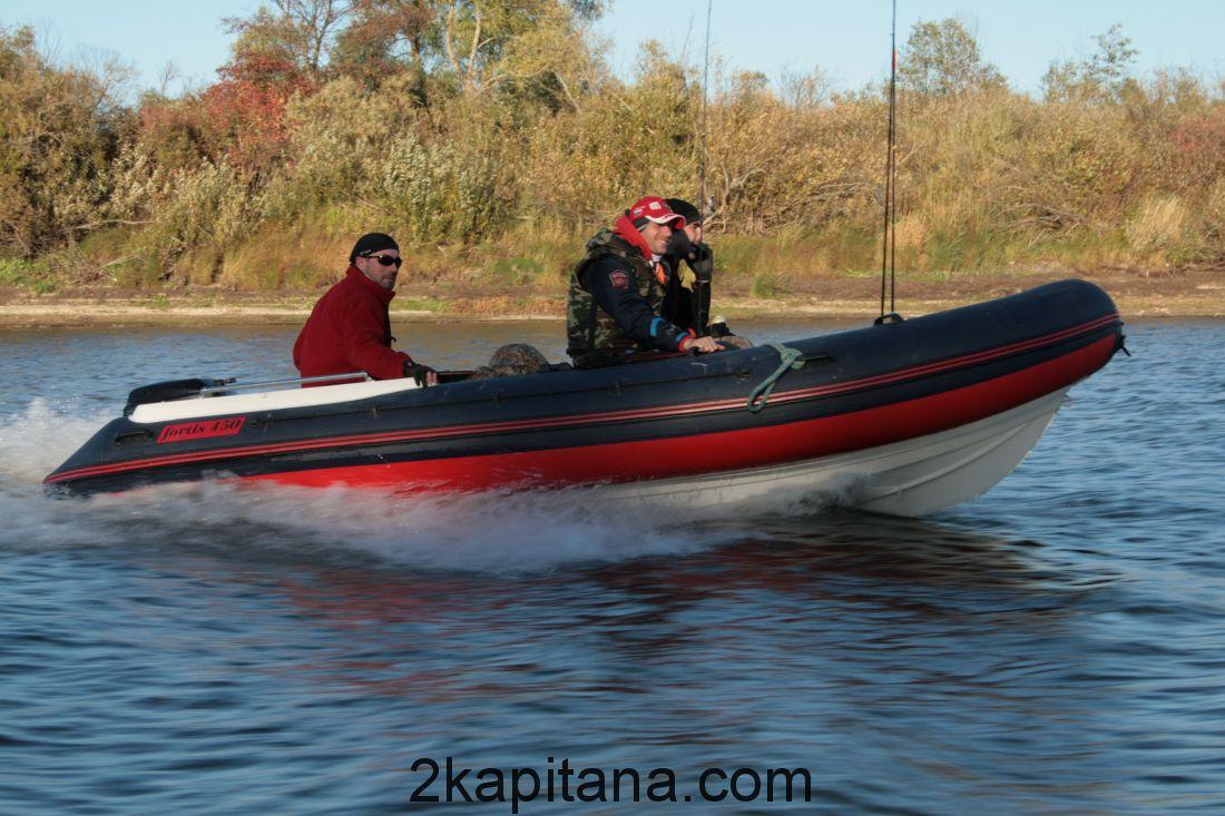 Лодки Rib Fortis-450